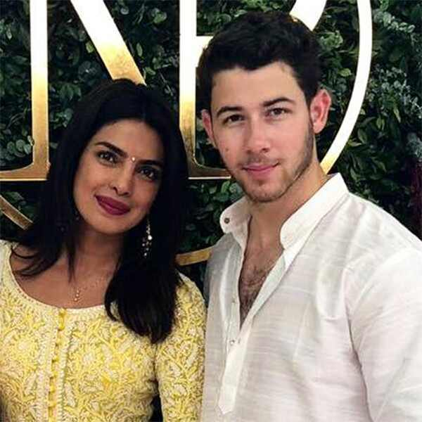 Priyanka Chopra, Nick Jonas, Engagement Ceremony, India